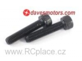 Šroub M5X25mm 2ks - RC Cylinder Bolt Set