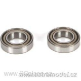 Clutch Bell Bearings, 15x28x7mm (2):5TT (LOSB5975)