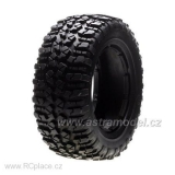 Nomad Tire Set, Firm (1ea. L/R): 5TT (LOSB7240)