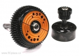 Type II Version 2 Speed Conversion for HPI Baja 5B, 5T & 5B2.0