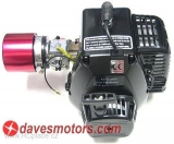 GP460 4.2+ HP Motor 45.7cc GoPed