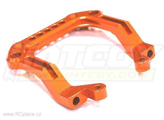 Billet Machined Type III HD Zadní Bumper Set HPI Baja 5B, 5T & 5B2.0 Integy