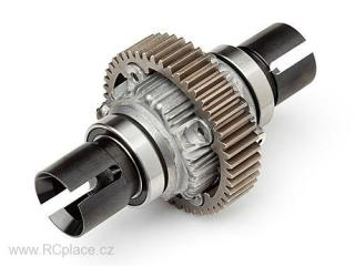 COMPLETE HD ALLOY DIFF GEAR SET (BAJA 5SC) (HPI104963)
