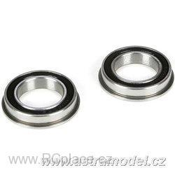 Diff Support Bearings, 15x24x5mm, Flanged (2): 5TT (LOSB5973)
