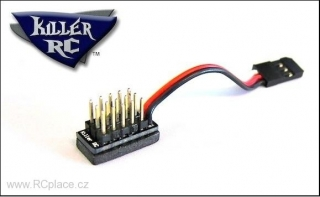 Killer-RC 5-Way Micro Splitter